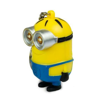 excitingLives Minions LED Keychain