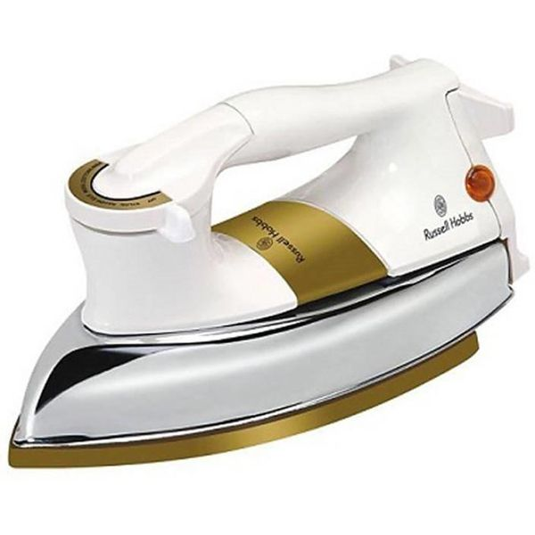 Russell Hobbs Heavy Weight Dry Iron 1000W Image