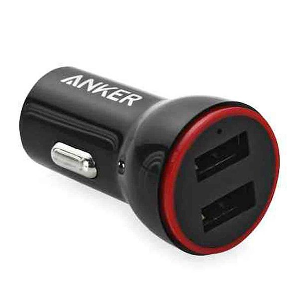 Anker PowerDrive 24W 2-Port Car ChargerImage