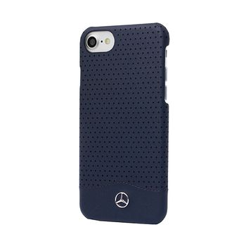 Mercedes WAVE II Perforated Hard Case for iPhone 7/8