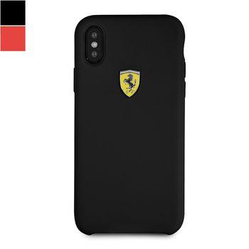 Ferrari SF Silicon Case for iPhone X