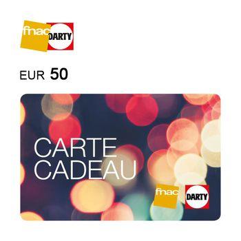 Fnac Darty e-Gift Card €50