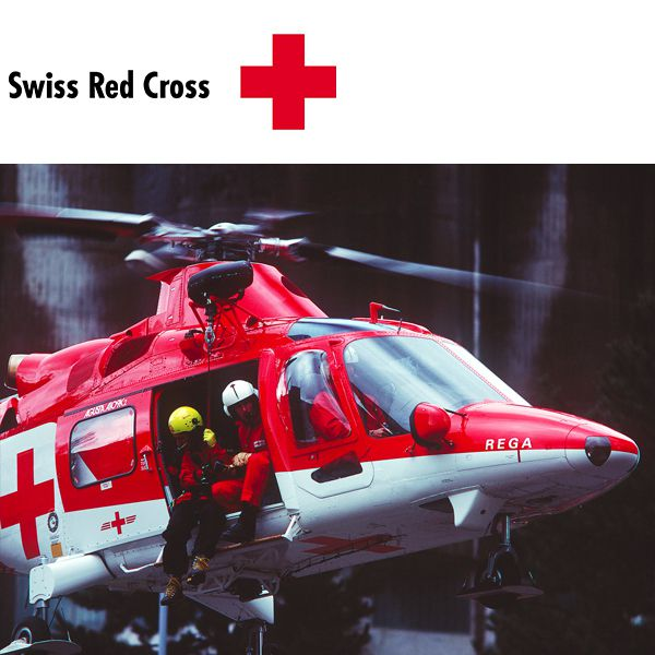 Swiss Red Cross – The Power of Humanity