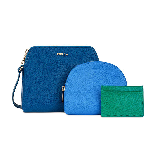 Furla BOHEME XL Crossbody with Zip-Pouch & Card Case Image