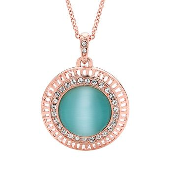 Pica LéLa BLUE MOON Pendant Necklace