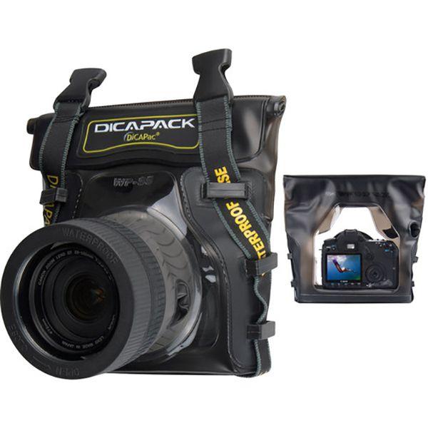 DiCAPac Waterproof Case for Mid Range DSLR CamerasImage