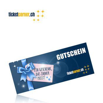 Ticketcorner Geschenkkarte