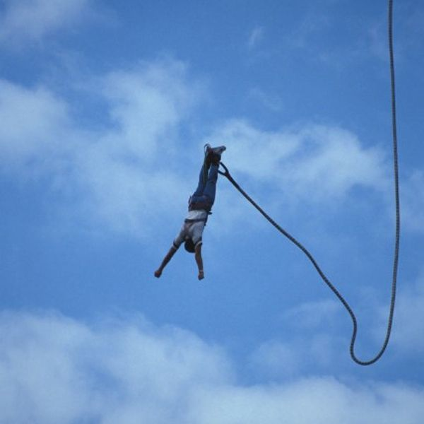 Bungee Jump in UK