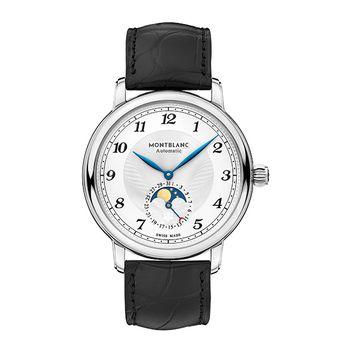 Montblanc STAR LEGACY Moonphase Automatic Armbanduhr