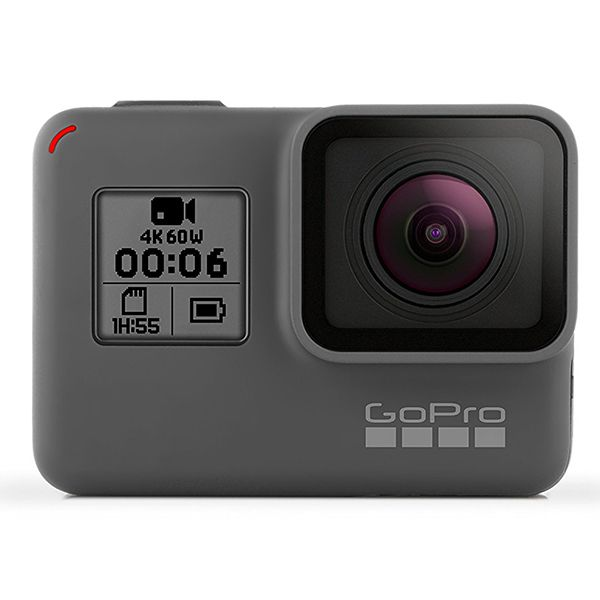 GoPro HERO6 Black 4K Action Camera Image