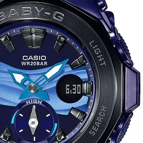 Casio BABY-G Beach Glamping Ladies Watch BGA-220BImage