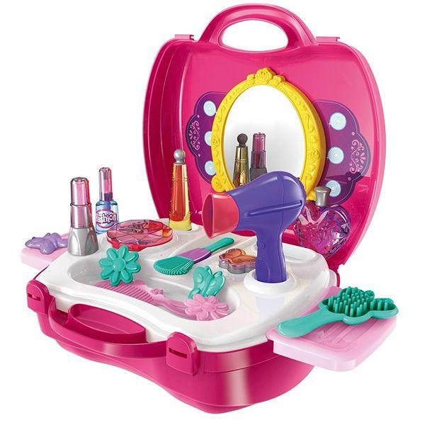 RewardBig Makeup Vanity Toy Set 21pcs Image