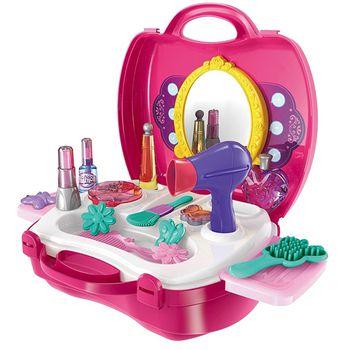 RewardBig Makeup Vanity Toy Set 21pcs