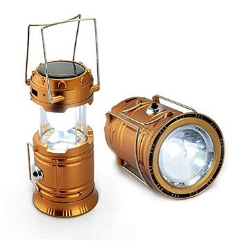 SarahCare Multipurpose Solar Lantern W/ Mobile Charging Point
