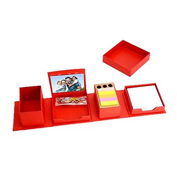 Power Plus Expandable Complete Desk Set