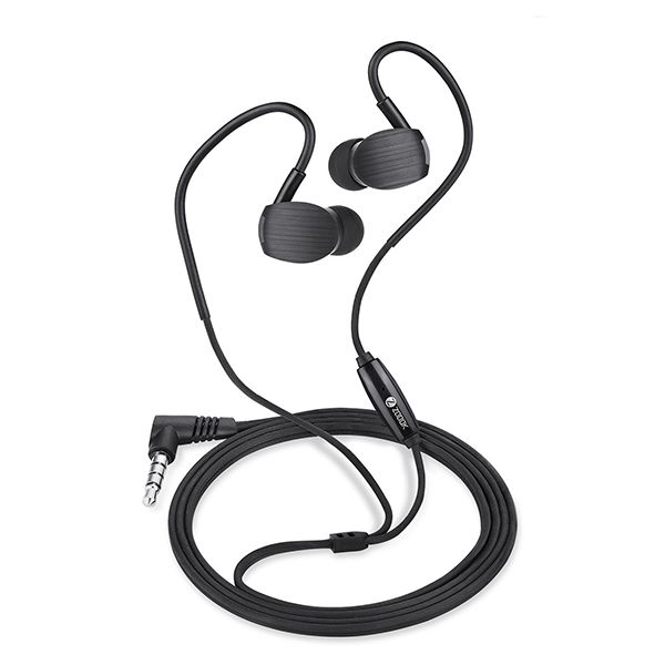 Zoook ZM-Jazz X1 SPORTY In-Ear Headphones with Mic Image