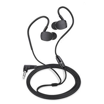 Zoook ZM-Jazz X1 SPORTY In-Ear Headphones with Mic