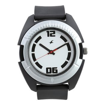 Fastrack Silicon Analog Gents Watch