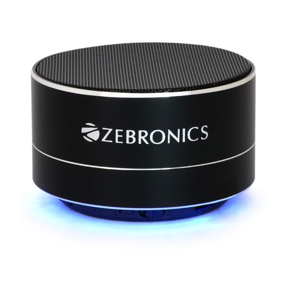 Zebronics NOBLE Wireless Bluetooth Speaker Image