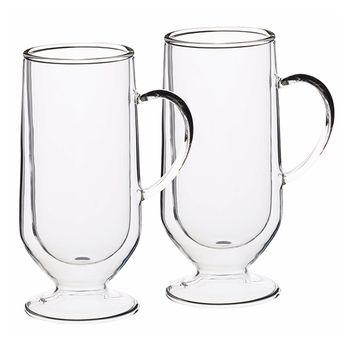 KitchenCraft Le'Xpress Irish Coffee Glass Set 2pcs