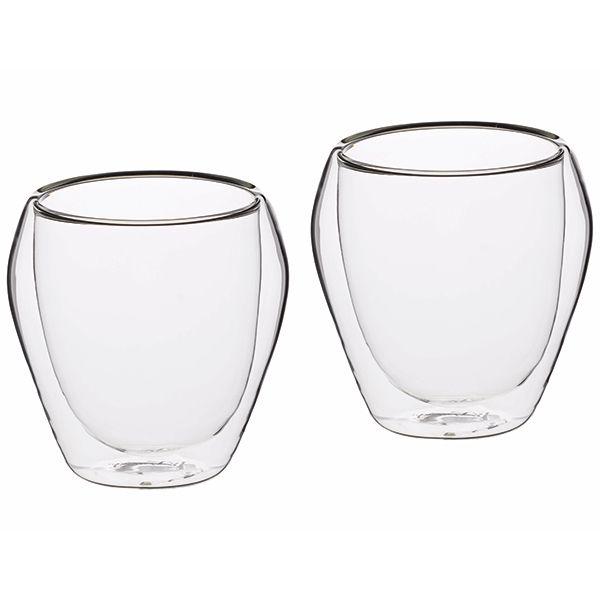 Le'Xpress dubbelwandige Glazen − Set van 2Afbeelding