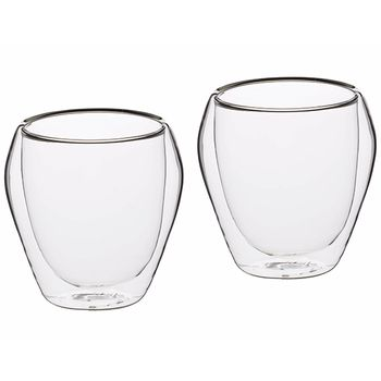 Le'Xpress Double-Walled Tumbler – Set of 2
