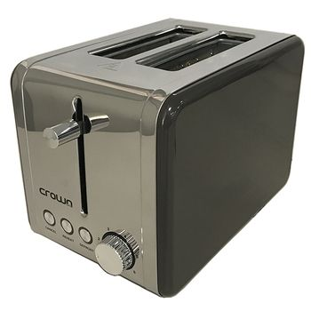Crownline TR-202 Housing 2 Slice Toaster