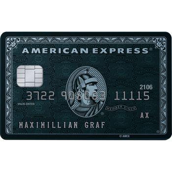 American Express Centurion Card (50%)