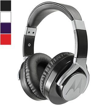 Motorola PULSEMAX Wired Over-Ear Headphones