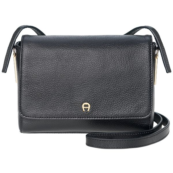 Aigner Leather Crossover Bag Image