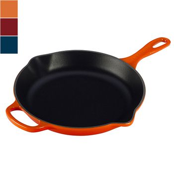 Le Creuset Signature Iron Handle Skillet