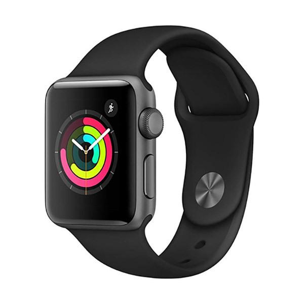Apple Watch Series 3 GPS in Aluminum 38mm − Sport BandImage