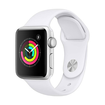 Apple Watch Series 3 GPS in Aluminum 38mm − Sport Band