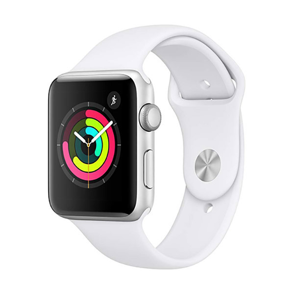 Apple Watch Series 3 GPS in Aluminum 42mm − Sport BandImage