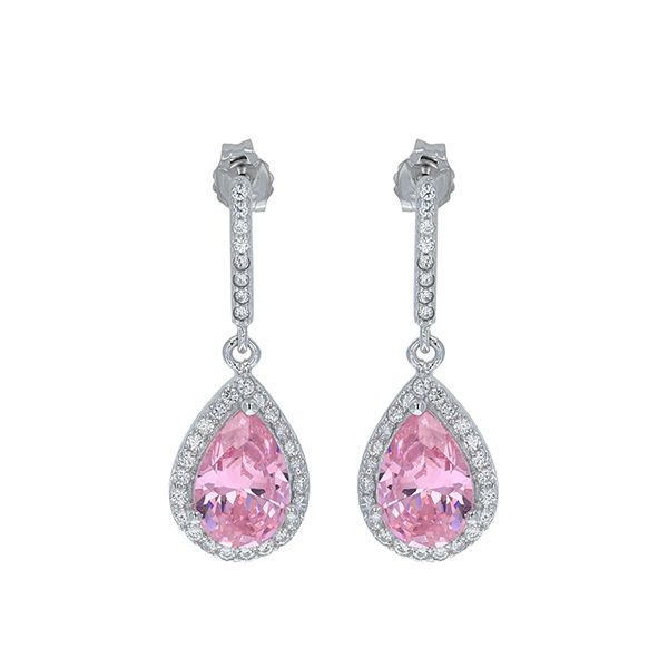 Mia's PINK PANTHER Earrings Image