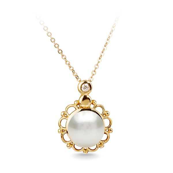 UMI Pearls FLORA Pearl PendantImage