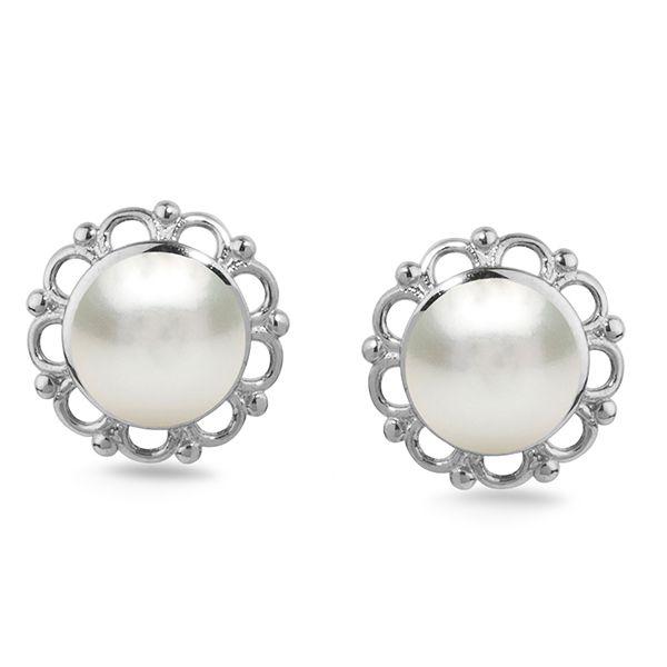 UMI Pearls FLORA Pearl EarringsImage