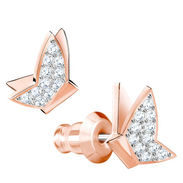 Swarovski LILIA Pierced Earrings Image