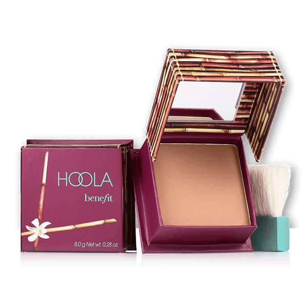 Benefit HOOLA Light Soft Matte BronzerImage