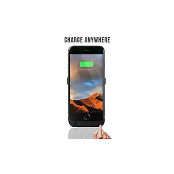 Pebble Charger + Cover (2in1) Charging Cases for iPhone6/6s/7