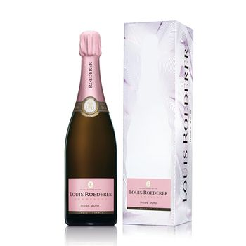 Champagne Louis Roederer Brut Rosé Vintage