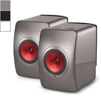 KEF LS50 Hi-End Bookshelf Bluetooth Wireless Speaker