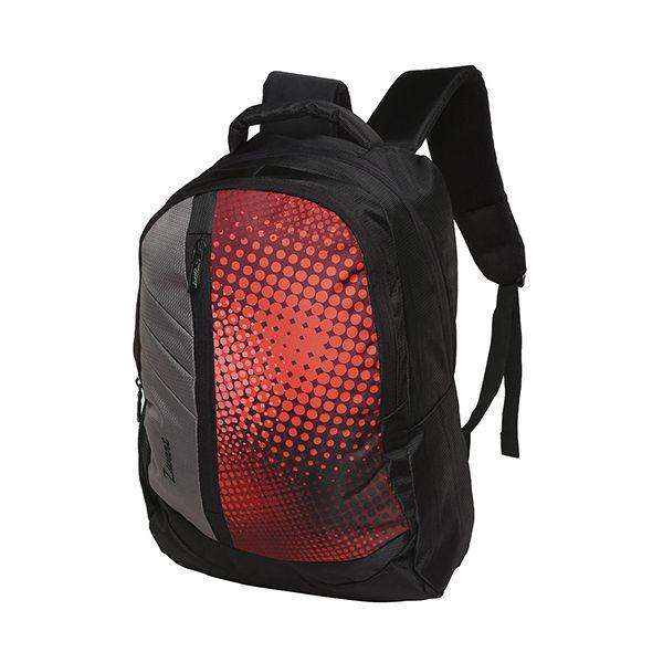 Zwart Stylish Backpack Image