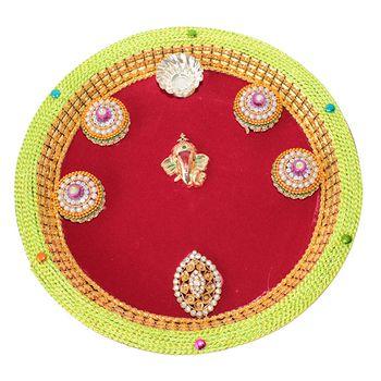 Delice Pooja Thali Set