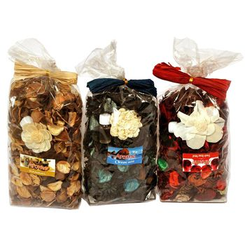 Delice Dry Petal Leaves Pack 3pcs