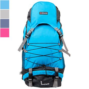 Bleu Large Backpack 60l
