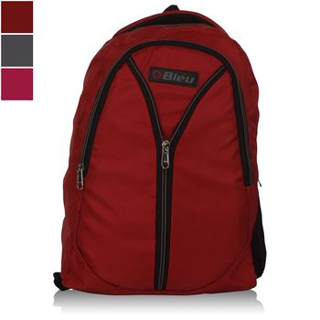 Bleu Trendy Slim Laptop Backpack