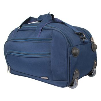 Bleu Travel Zipper Trolley Bag 534