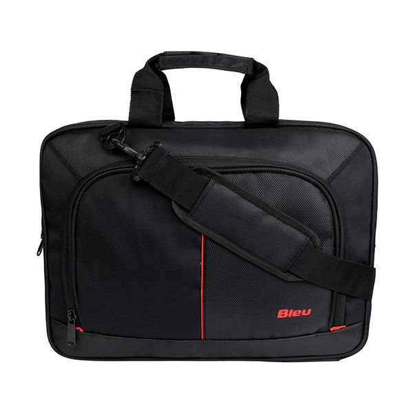 Bleu Executive Laptop Bag - Black Image