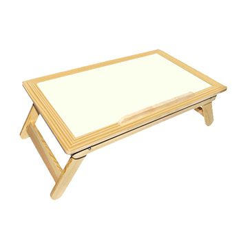 Ginnie & Ginnie Laptop Table with White Marker